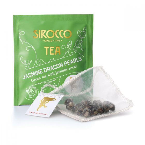 Sirocco Teebeutel Jasmine Dragon Pearls 20 Stk