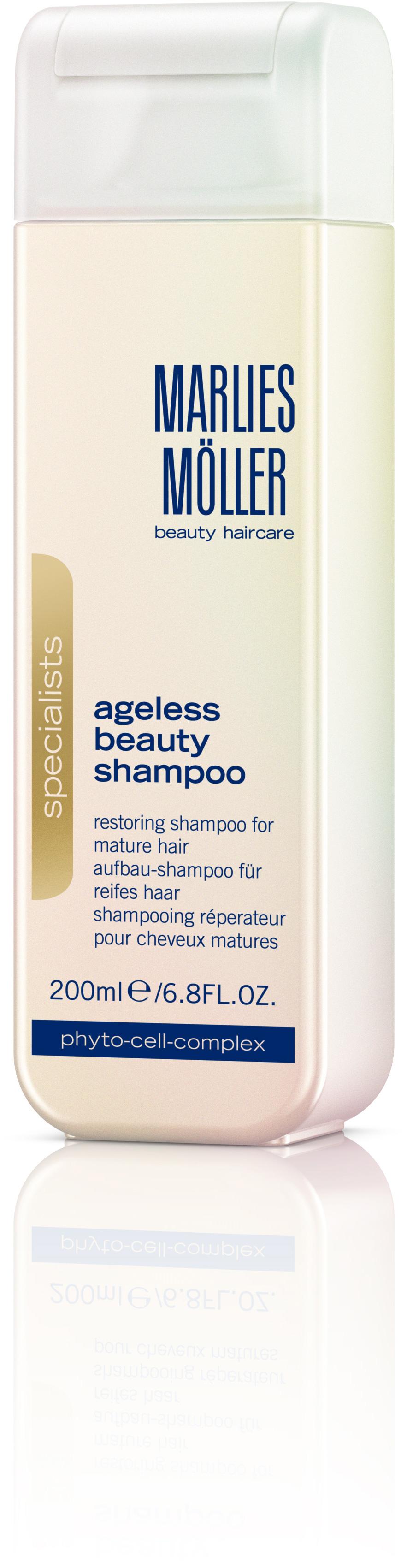 Marlies Möller Ageless Restoring Shampoo 200 ml