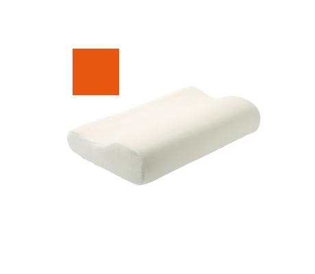 elsa Nackenkissen Überzüge 50cm x 11cm orange