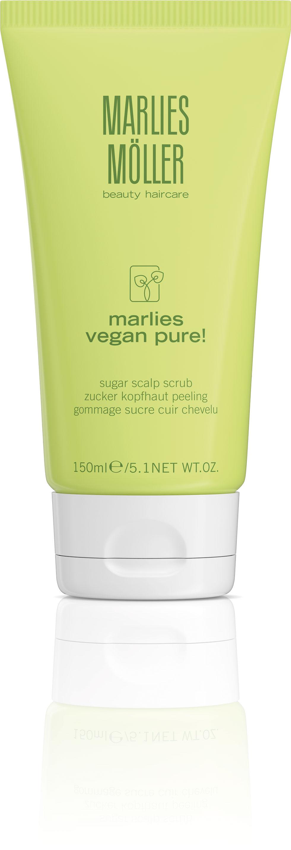 Marlies Möller Vegan Pure Sugar Scalp Scrub 150 ml