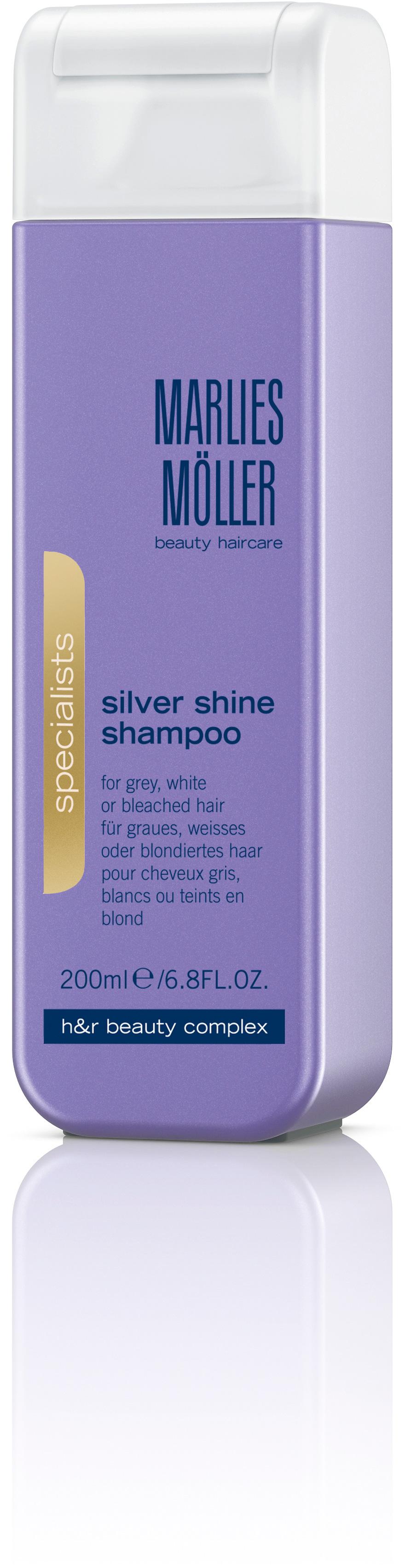 Marlies Möller Clean Silver Shine Shampoo 200 ml