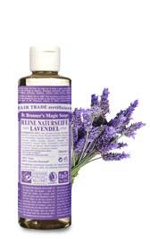 Dr. Bronners Bio Flüssigseife - Lavendel 240ml