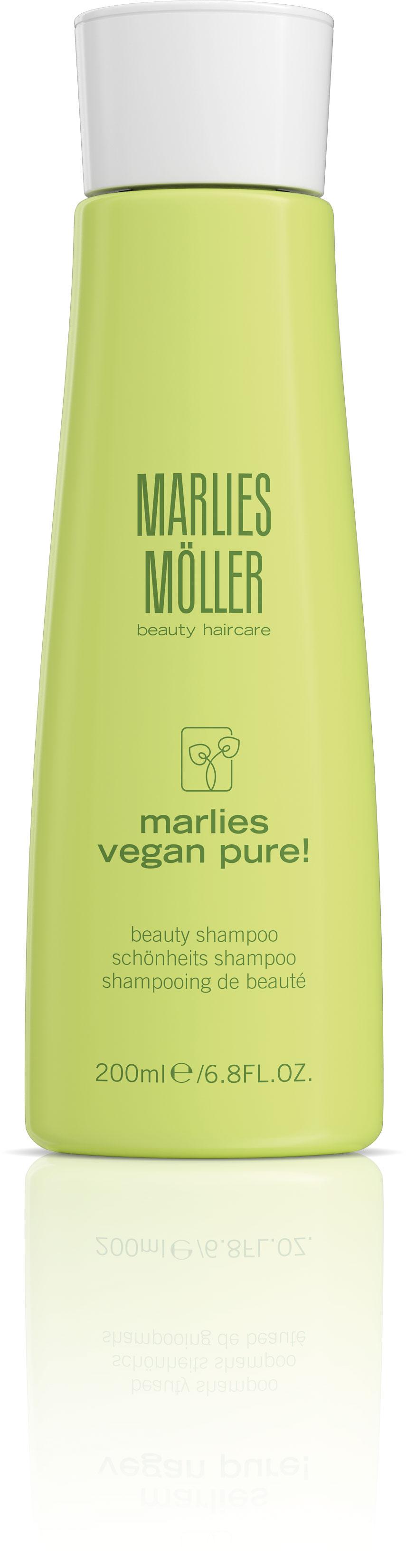 Marlies Möller Vegan Pure Beauty Shampoo 200 ml