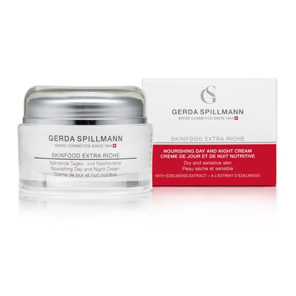 Gerda Spillmann Skinfood Extra Riche Cream 50 ml