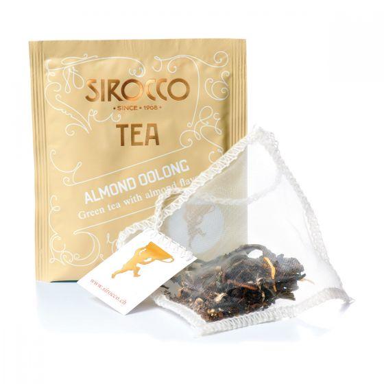 Sirocco Teebeutel Almond Oolong 20 Stk