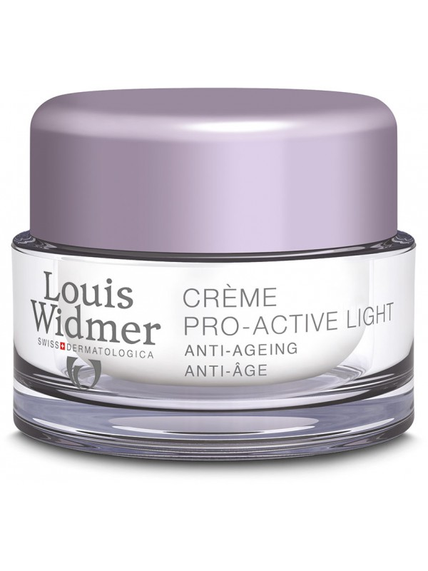 Louis Widmer Creme Pro Act Light Unparf 50 ml